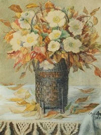 autumn bouquet by olga (grand duchess) alexandrovna