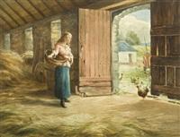 the barn door by tom mcewan
