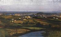 budapesti panoráma (panorama of budapest) by ösz dénes