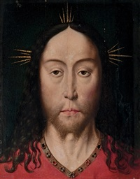 la sainte face by dieric bouts the elder