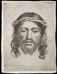 la sainte face by claude mellan