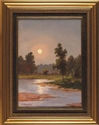 wschód księżyca by jozef guranowski