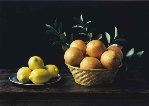 homage a zurbaran still life no6 new york by evelyn hofer