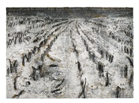 des herbstes runengespinst – für paul celan (in 2 parts) by anselm kiefer