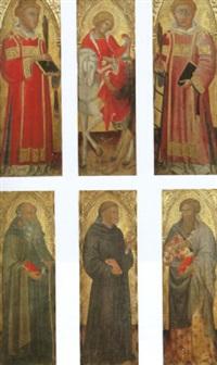 saint bartholomew by andrea di bartolo