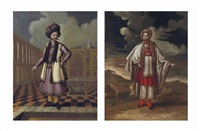 safavid nobles (pair) by anonymous-iranian (17)