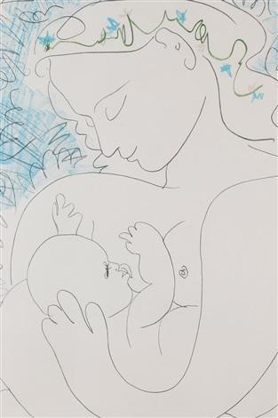 Maternité by Pablo Picasso on artnet