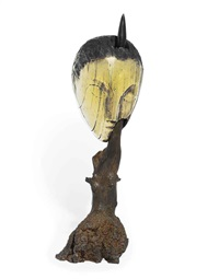 phineas (after brancusi) by matthew day jackson