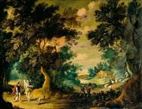 tobias y el ángel by jasper van der laanen
