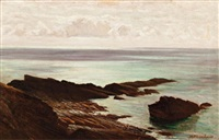 coastal view by moffat peter lindner