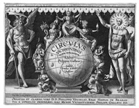 il ciclo delle vicissitudini umane (8 works) by marten de vos