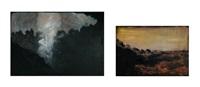 deux peintures (2 works from insolnie) by sarah bahr