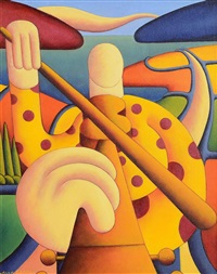 polka fiddle player by alan kenny