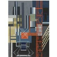 constructivist stage design by alexandra exter