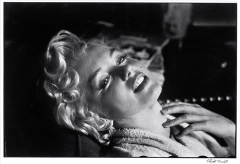 marilyn new york city by elliott erwitt