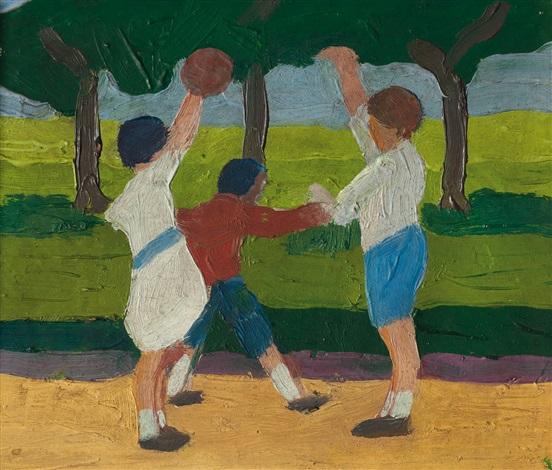 Juegos Infantiles By Petrona Viera On Artnet