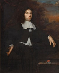 retrato de caballero by herman verelst