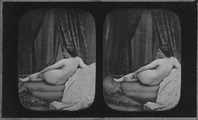 reclining woman by joseph auguste belloc