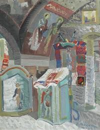 interior at sâmbăta de sus by alexandru phoebus