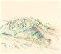 montagne de st. paul by abram adolphe milich