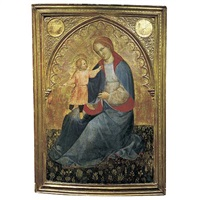 madonna and child by jacobello del fiore