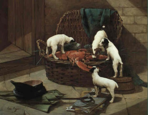 a basket of mischief by john hayes