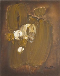 composition in brown by stanislaus ivan rapotec