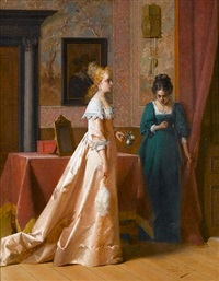 the reprimand by jean de la hoese