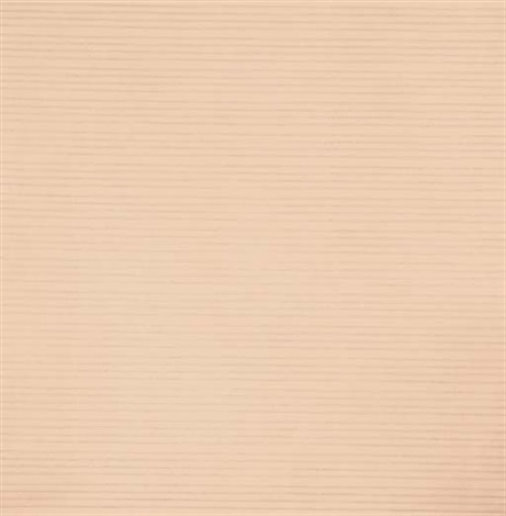 mountain ii by agnes martin