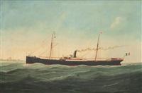 portrait du bateau ermance conseil by marie-edouard adam