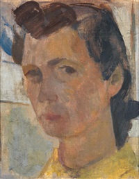 autoportrait by perle fine