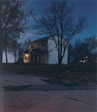 untitled (blue summer) by todd hido