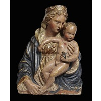 virgin and child by michele da firenze