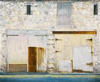 coach houses on pembroke lane by phillip hoye
