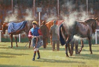 winners enclosure by neil cawthorne