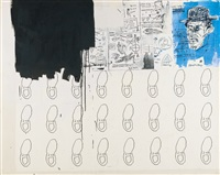 sell grit by jean-michel basquiat