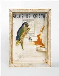untitled (palais de cristal) by joseph cornell