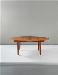 dining table by hans j. wegner