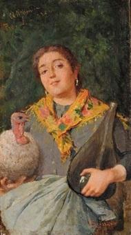 figura femminile by luigi scorrano