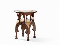 side table in oriental style by carlo bugatti