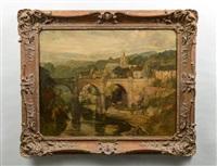 knaresborough by oliver hall