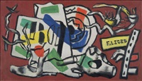 composition by fernand léger