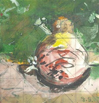 study for conglomerate by graham sutherland