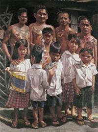 ang mga tatay naming idol (the fathers we idolize) by jaypee samson