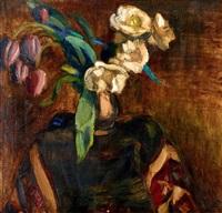 fleurs by henri le fauconnier