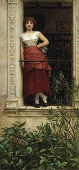 a rose of provence by philip hermogenes calderon