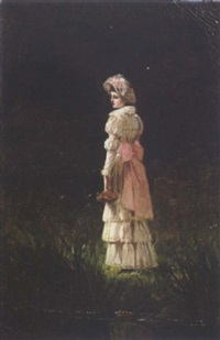 the cherry picker by stephen catterson smith the younger