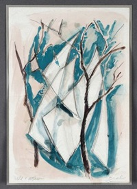 vele e alberix by tullio crali