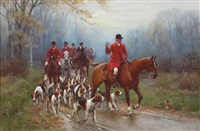 going to the meet by john sanderson-wells
