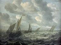 marine by abraham van beyeren